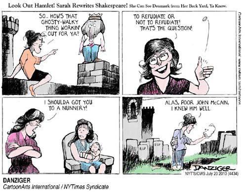 Biblical allusion cartoons