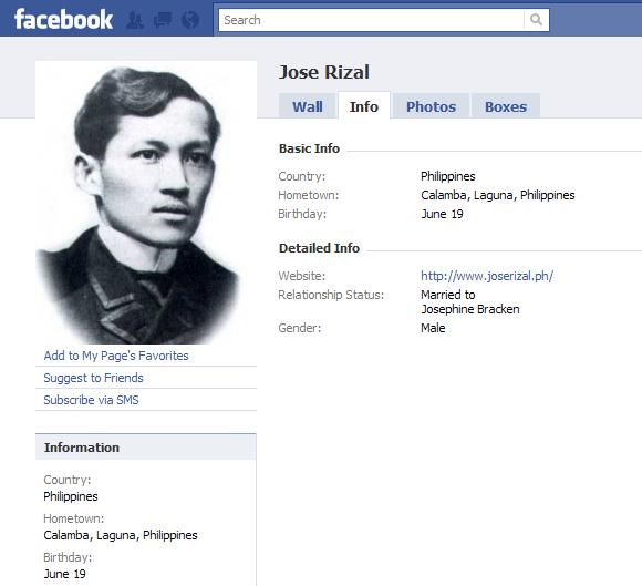jose rizal on todays world reaction The philippines' national hero, the writer josé rizal, was the first intellectual in   of what we would call today orientalist images of filipino society held by   he made a distinction between being indolent as a reaction to.