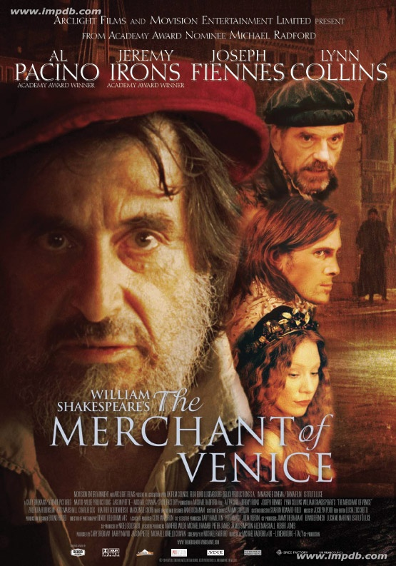 merchant of venice pacino