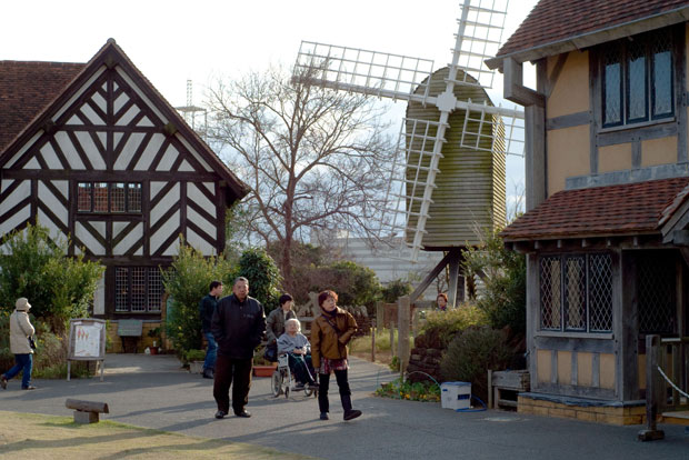 EuroTravelogue™: A journey to Shakespeare country in Warwickshire ...