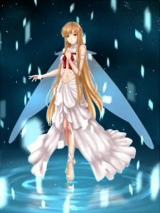 Asuna:Titania - Sword Art Online