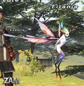 Titania - Final Fantasy XI