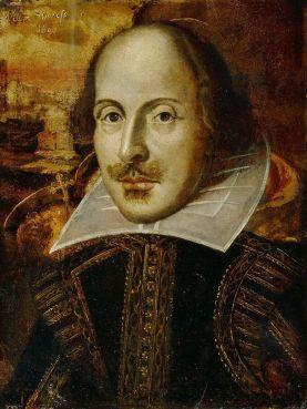 Flower Portrait of William Shakespeare