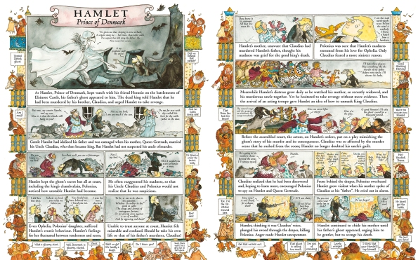 Hamlet - Mr Shakespeare's Plays