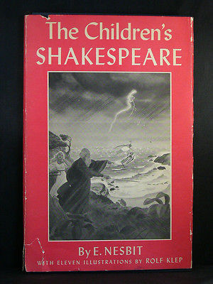 The Children's Shakespeare - E. Nesbit